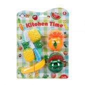 Kesme Tahtalı Meyve ve Sebze Seti-6