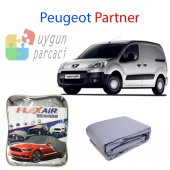 Peugeot Partner Araca Özel Koruyucu Branda 4 Mevsim (A+ Kalite)