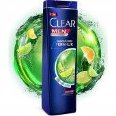 Clear Şampuan Maksimum Ferahlık 550ml