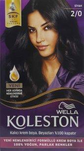 Koleston Kit Set Saç Boyası 2 0 Siyah Yeni Urun