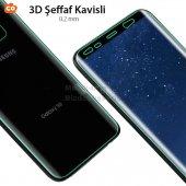 Samsung Galaxy Note 4 - Nano Full Body Ön-Arka Alt-Üst Tam Kaplam-3