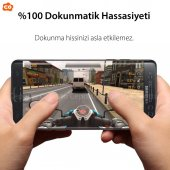 Samsung Galaxy Note 4 - Nano Full Body Ön-Arka Alt-Üst Tam Kaplam-4