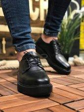 Chekich CH001 Fantasya Siyah Taban Erkek Ayakkabı SİYAH