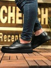Chekich CH001 Fantasya Siyah Taban Erkek Ayakkabı SİYAH-3