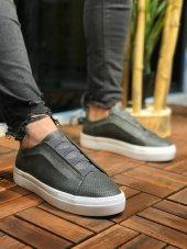 Chekich CH011 BT  Erkek Ayakkabı ANTRASİT-2