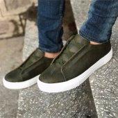 Chekich CH013 BT Erkek Ayakkabı HAKİ-3