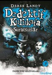 Dedektif Kurukafa Seti (Ciltsiz)  ( 6 Kitap) - Artemis Yayınları-5