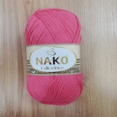 Nako Calico İnce El Örgü İpi