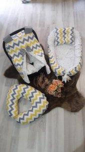 Bayev Yeni Doğan Bebe Seti Baby Nest Ve Puset Ürünleri Full005