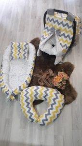 Bayev Yeni Doğan Bebe Seti Baby Nest Ve Puset Ürünleri Full003