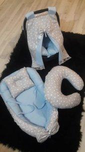 Bayev Yeni Doğan Bebe Seti Baby Nest Ve Puset Ürünleri Full007