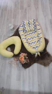 Bayev Yeni Doğan Bebe Seti Baby Nest Ve Puset Ürünleri Full011