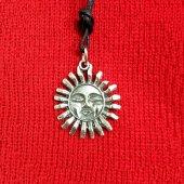 Mathilda Leon Güneş Kolye