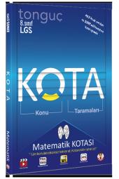 Tonguç Akademi 8. Sınıf Lgs Kota Konu Taramaları Matematik Kotası
