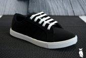 Günlük Giyime Uygun Ayakkabı Siyah Şık Trend...