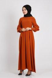Loreen Kadın Kiremit Elbise 22062