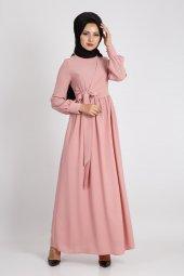 Puane Kadın Gül Elbise 12061