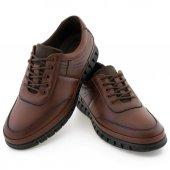 Taba Dikiş Detaylı Tulumlu Bağcıklı Günlük Erkek Ayakkabı