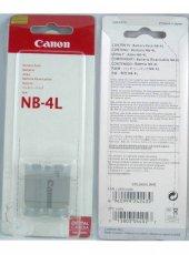Canon Nb 4l Nb4l Sd450 Sd600 Sd750 Ixus 115 Hs...