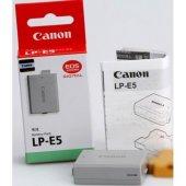 Canon Lp E5 Batarya Pil Rebel Xs Xsi 450d 500d 100...