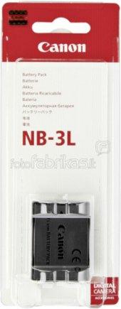 Canon Nb 3l Nb 3lh Batarya Pil Xus 700 D30 Ixus...