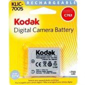 Kodak Klıc 7005 Kamera Batarya Pil 700mah C763