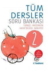 Tudem Yayınları Tüm Dersler 2.sınıf Soru Bankası