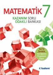 Tudem Yayın 7.sınıf Matematik Kazanım Odaklı Soru Bankası