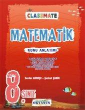 Okyanus 8. Sınıf Classmate Matematik Konu Anlatımı Yeni