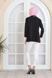 Salaş Siyah Bluz-4