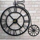 Bisiklet Duvar Saati Modern