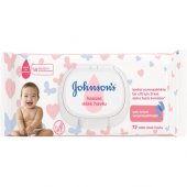 Johnson' S Baby Islak Mendil Hassas 72' Li
