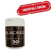 Blacked Bitkisel 30 Kapsül