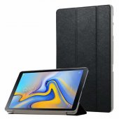 Samsung Galaxy Tab S4 T830 Flip Smart Cover Standlı Tablet Kılıfı Siyah