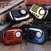 Plg A4 Mini Kablosuz Bluetooth Hoparlör Aux Sd Usb Desteği