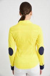 Sarı Bayan Gömlek 4985 4 99
