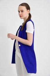 Mavi Bayan Yelek Tunik 2780 0
