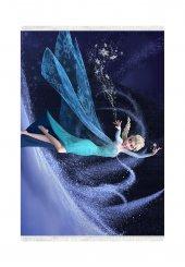 Belemir B228 Elsa Desenli Dekoratif Halı