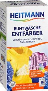 Heıtmann Renkli Çamaşırlara Bulaşan Renkleri Söken Özel Sıvı Deterjan 150 Ml.