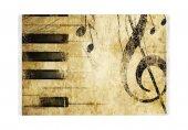 Belemir B163 Yaşlı Notalar Dekoratif Halı