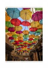 Belemir B159 Şemsiyeler Dekoratif Halı