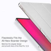 iPad 12.9 Pro 2018 Kılıf, ESR Yippee,Silver Gray-2