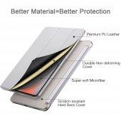 iPad 12.9 Pro 2018 Kılıf, ESR Yippee,Silver Gray-5