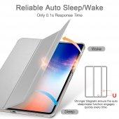 iPad 12.9 Pro 2018 Kılıf, ESR Yippee,Silver Gray-6