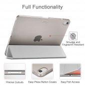 iPad 12.9 Pro 2018 Kılıf, ESR Yippee,Silver Gray-8