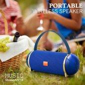 M218 Bluetooth Speaker Mavi