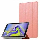 Apple İpad Pro 11 Flip Smart Cover Standlı Tablet Kılıfı Pembe