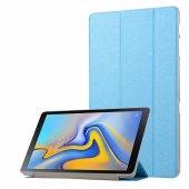 Apple İpad Pro 11 Flip Smart Cover Standlı Tablet Kılıfı Mavi