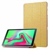 Apple İpad Pro 11 Flip Smart Cover Standlı Tablet Kılıfı Gold