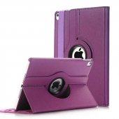 Apple İpad Pro 11 360 � Dönebilen Standlı Tablet Kılıfı Mor